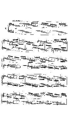 Sinfonia nº 10 em Sol Maior - partitura
