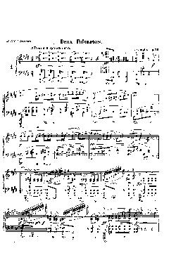 Polaca: Opus 26 nº 1 em Dó Sustenido menor - partitura