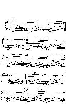 Prelúdio Opus 28 nº 3 em Sol Maior - partitura
