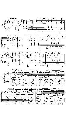 Prelúdio Opus 28 nº 7 em Lá Maior - partitura