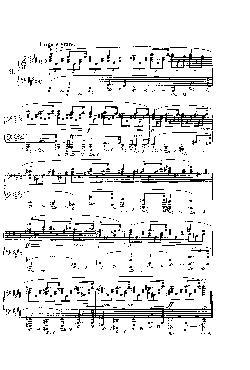 Prelúdio Opus 28 nº 9 em Mi Maior - partitura