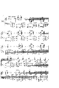 Prelúdio Opus 28 nº 22 em Sol menor - partitura