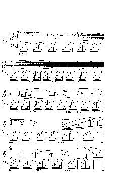Prelúdio Opus 28 nº 24 em Ré menor - partitura