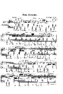 Noturno nº 13 em Dó menor: Opus 48 nº 1 - partitura