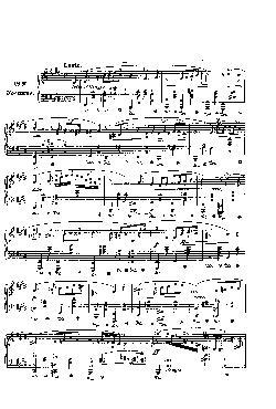 Noturno nº 18 em Mi Maior: Opus 62 nº 2 - partitura