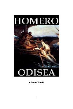 <font size=+0.1 >Odisea</font>