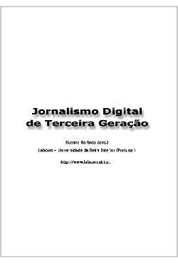 Jornalismo digital de terceira geração