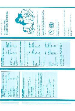 Dez Passos para Reabilitação Nutricional