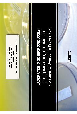 Laboratório de Microbiologia: normas gerais, instruções de ...