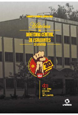 Movimeno Estudantil Universitário: história do Diretório C ...
