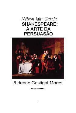 Shakespeare: A Arte da Persuasão