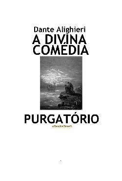 A Divina Comédia - Purgatório