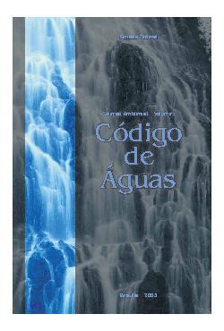 Código de águas. (Coleção ambiental; v. 1)