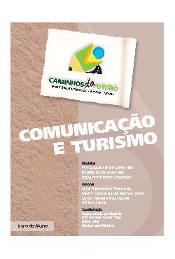 Caminhos do futuro: comunicação e turismo