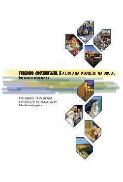 Turismo sustentável e alívio da pobreza no Brasil: reflexõ ...