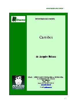 <font size=+0.1 >Camões</font>