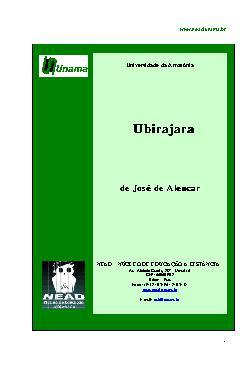 <font size=+0.1 >Ubirajara</font>