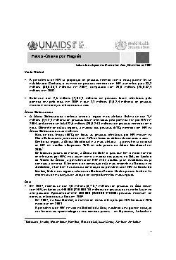 [ud] UNAIDS - Programa conjunto das Nações