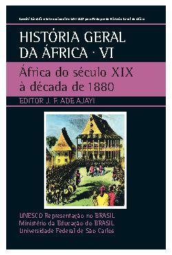 Africa do século XIX à década de 1880