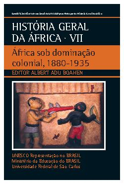 Africa sob dominação colonial, 1880-1935