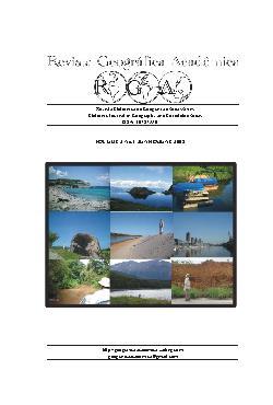 Revista Geográfica Acadêmica. (v. 2, n. 1, jun./jul. 2008)