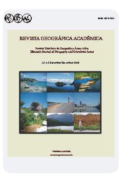 Revista Geográfica Acadêmica. (v. 2, n. 3, dez. 2008)