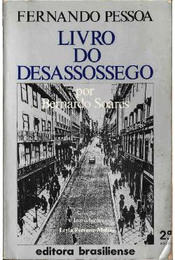 <font size=+0.1 >Livro do Desassossego</font>